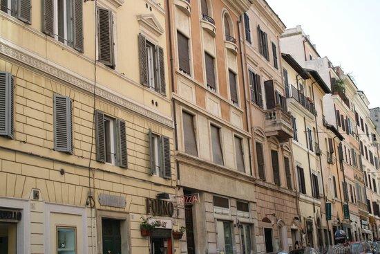 FH Grand Hotel Palatino: Hotel bem localizado
