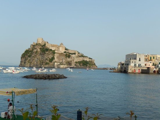 Miramare e Castello Hotel: Another castle view