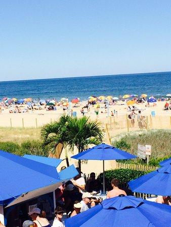 Princess Royale Resort: Beach view