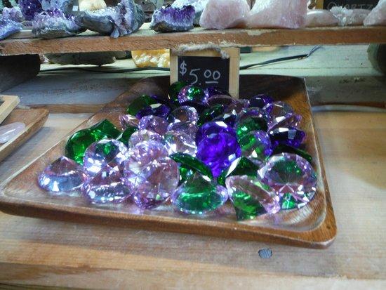 Elijah Mountain Gem Mine: Gems