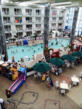 Princess Royale Resort : Pool time