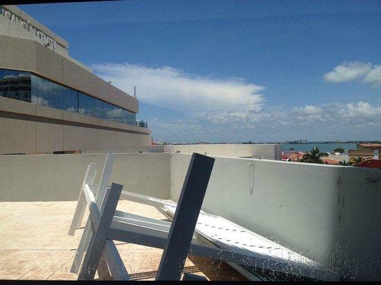 """Aloft Cancun: A frustrante """"vista para a lagoa"""""""