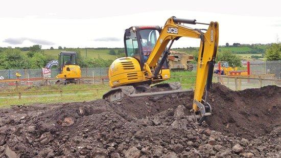 Diggerland: Digging