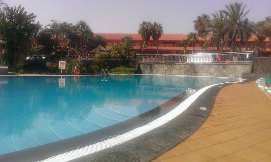 Oasis Village: Clean pool area