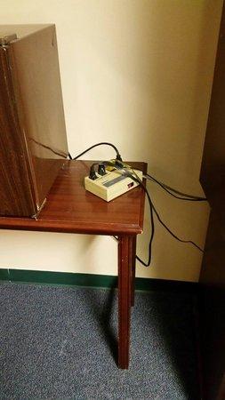 Quaker Inn Conference Center: More fire hazard