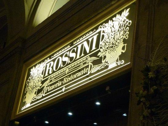 Restaurante Rossini