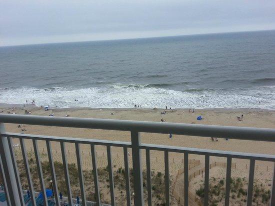 Hilton Suites Ocean City Oceanfront: Beach