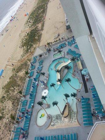 Hilton Suites Ocean City Oceanfront: Kids Pool