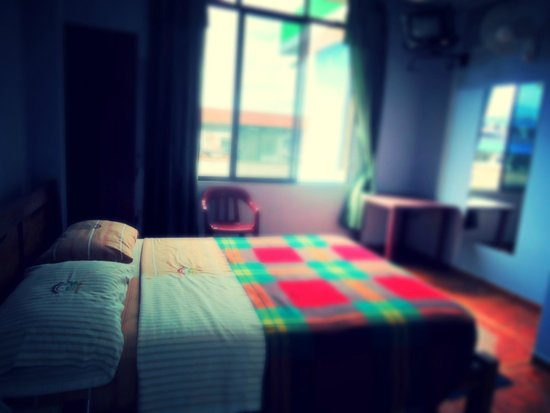 Hotel Siren's Amazonia: Habitaciones Confortables