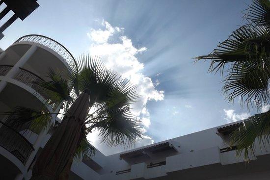 Hotel Santa Fe: Vista