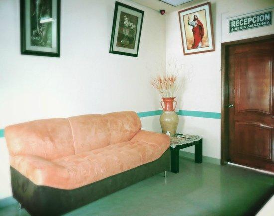 Hotel Siren's Amazonia: Salas de uso múltiple