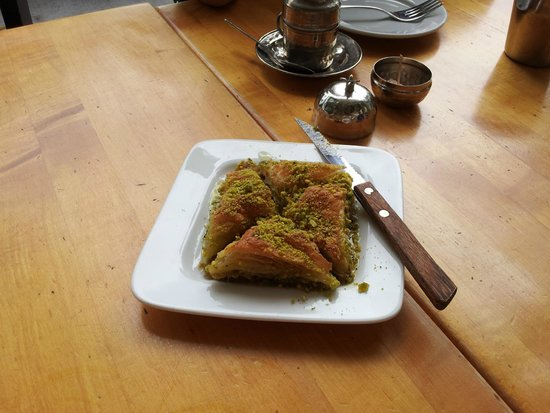 Anatolian Kitchen: Baklava -- excellent!