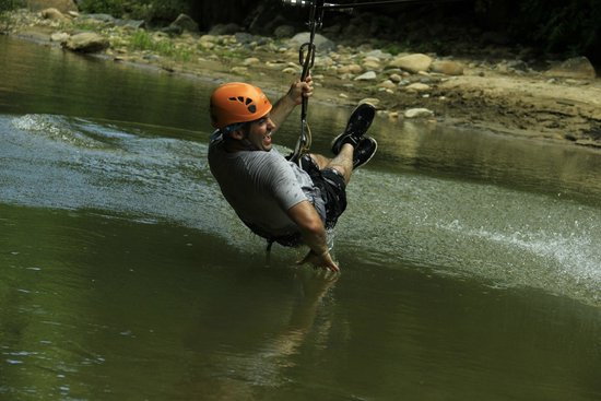 Canopy River: Water Skim/Plunge