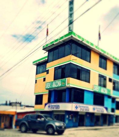 Hotel Siren's Amazonia : El Hotel y sus Alrededores