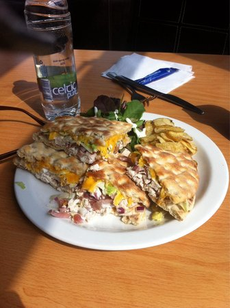 Savoury Fare: My club sandwich