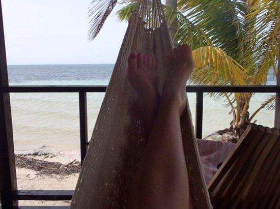 Isla Marisol Resort: Favorite nap spot