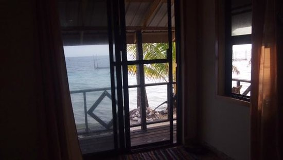 Isla Marisol Resort: View from our bed