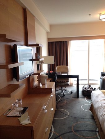 Grand Prince Hotel New Takanawa : Standard Double Room