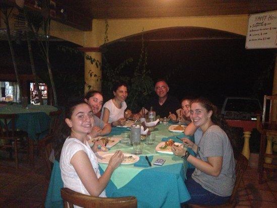Gondola Gourmet Restaurant: Ottima cena italiana in Costa Rica