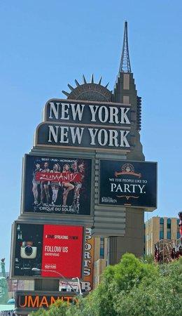 Zumanity - Cirque du Soleil : Zumanity at NYNY