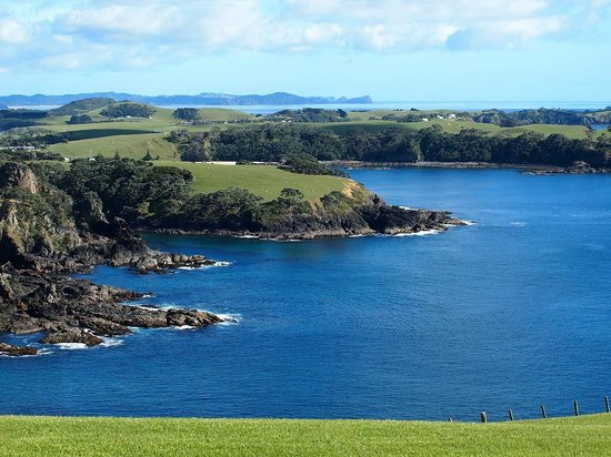 Ara Roa Accommodation - Whangarei Heads : The View
