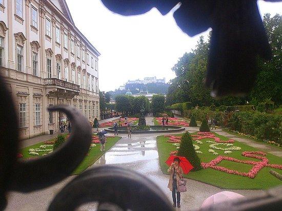 Palais et jardins de Mirabell : Salzburg - Mirabell Palace and Gardens