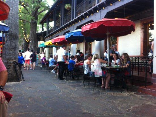 Casa Rio : Outdoor Seating