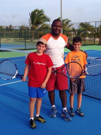 Majestic Colonial Punta Cana: Excelentes vacaciones con el Pro Tennis   Felicitaciones   Hecho para volver