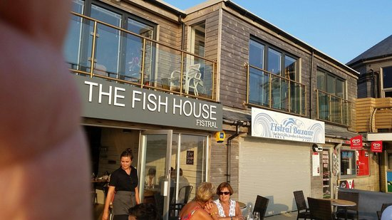 The 10 best restaurants near fistral beach newquay for The fish house restaurant