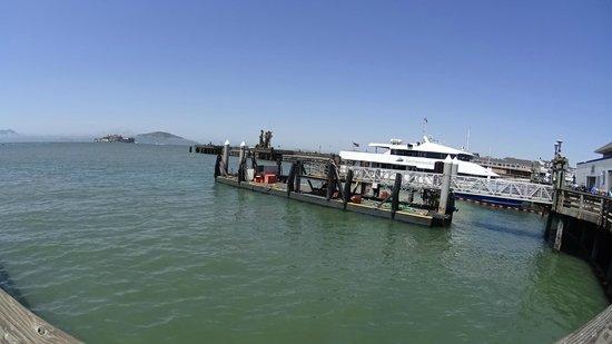 InterContinental Mark Hopkins San Francisco: Boardwalk at Fishermans's wharf