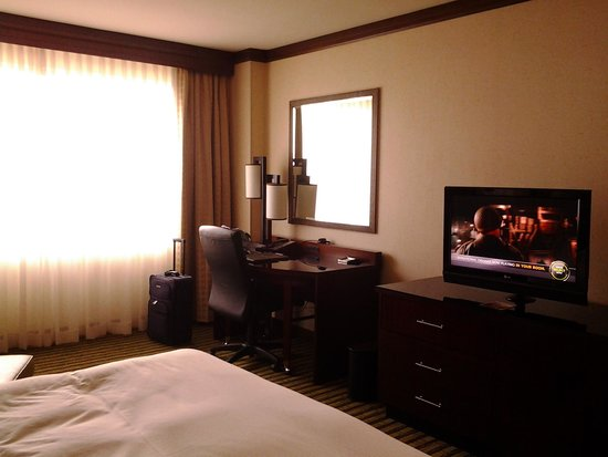 Hilton Minneapolis/Bloomington: Just relax!