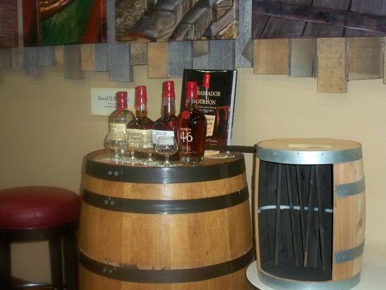 Maker's Mark: Product Sampling