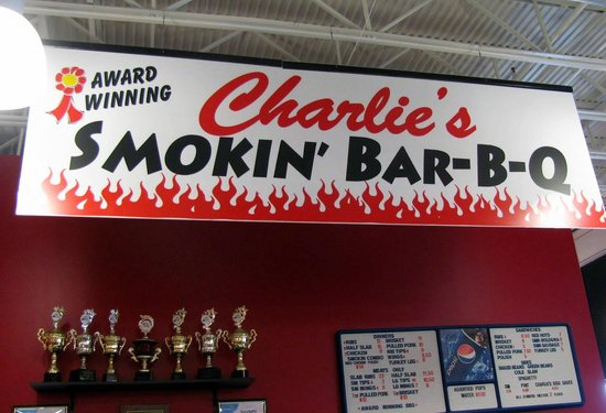 Charlie's Smokin' Barbecue