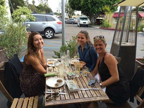 Lockwood Table Cafe: Lunch with the girls at Lockwood!