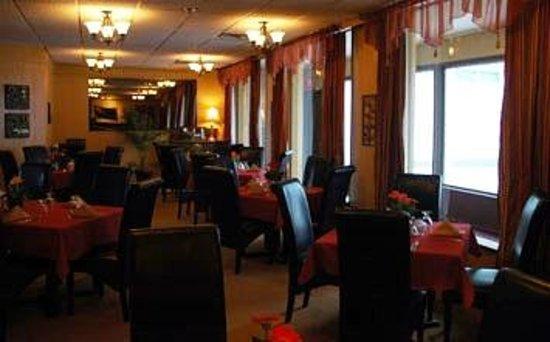 Stoney Lake Cafe & Restaurant : Stoney Lake Cafe Dining Area