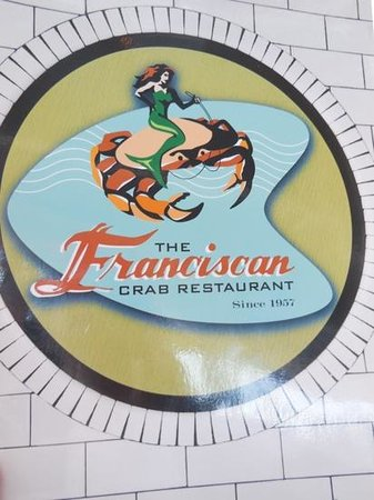 Franciscan Crab Restaurant : lunch treat