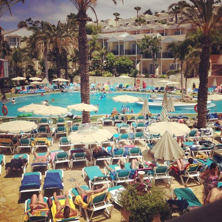 Gran Oasis Resort: Miss it so much x