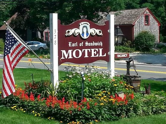 Earl of Sandwich Motel : Loved the Earl!