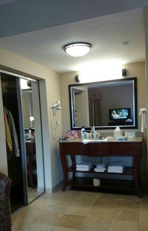 Hampton Inn & Suites Omaha Southwest/La Vista: :)
