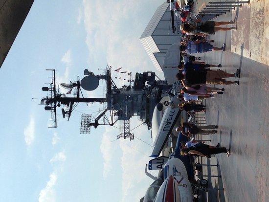 Intrepid Sea, Air & Space Museum : Intrepid