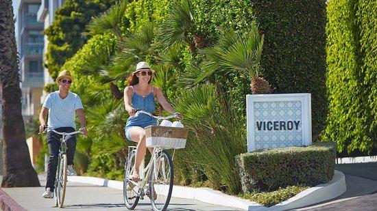 Viceroy Santa Monica: Beach Bike Rentals Available
