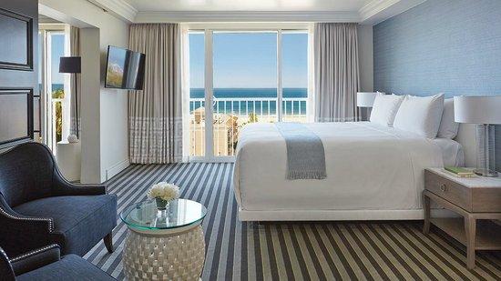 Viceroy Santa Monica: Empire Suite with Ocean Views