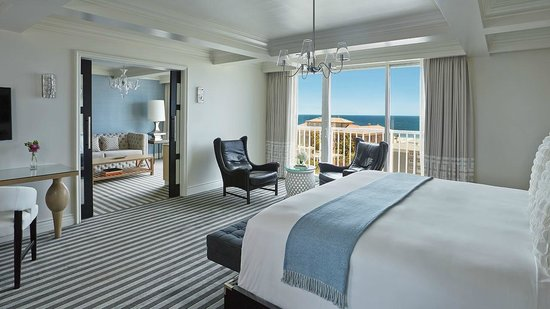 Viceroy Santa Monica : Monarch Suite with Ocean Views