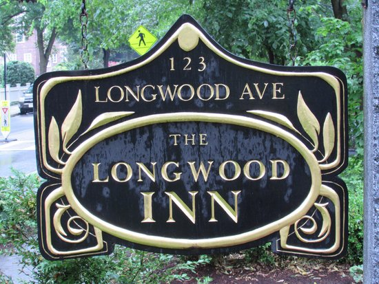 Longwood Inn: Love this Inn