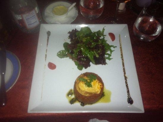 La Villa Restaurant: Appetizer