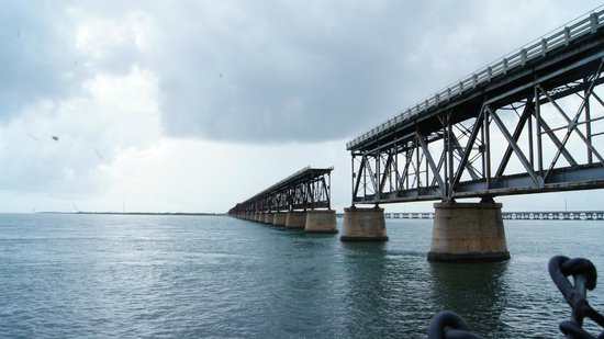 Bahia Honda State Park and Beach: Old Bahia Honda Bridge
