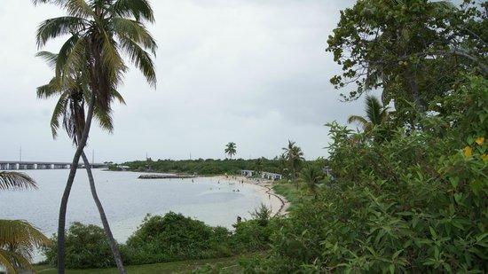 Bahia Honda State Park and Beach: Gulf Beach