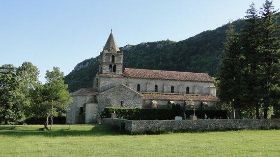 La Vercorelle : Abbaye