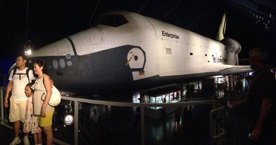 Intrepid Sea, Air & Space Museum : Enterprise!!!!!