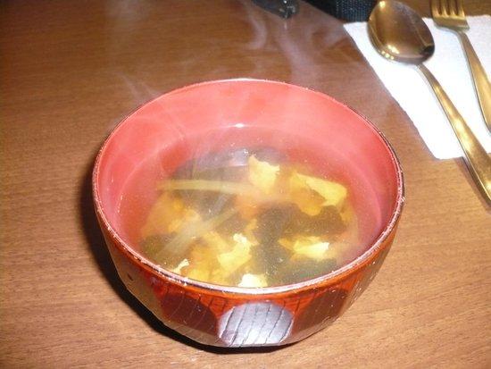 Joy Hotel Restaurant : Soup